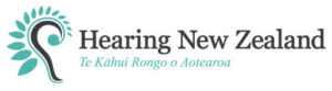 The Hearing NZ logo