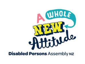 The Disabled Persons Assembly logo