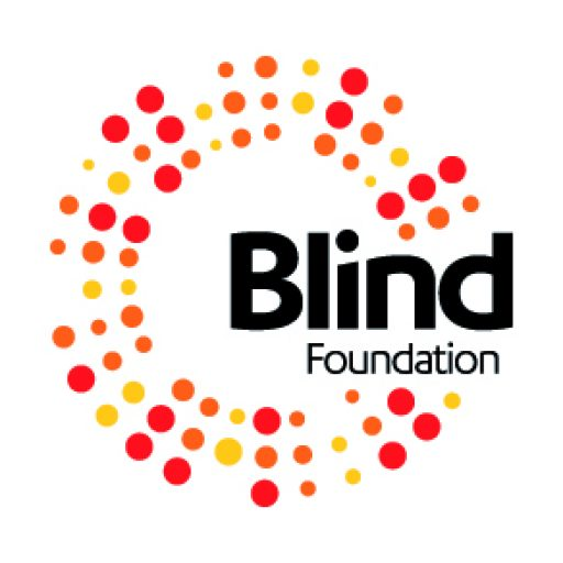 The Blind Foundation logo
