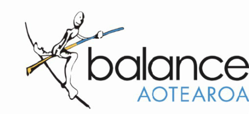 The Balance Aotearoa logo