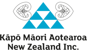 The Kāpo Māori logo