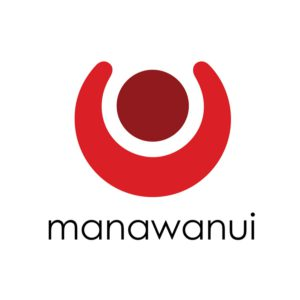The Manawanui in Charge logo